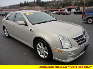 2009 Cadillac STS Luxury