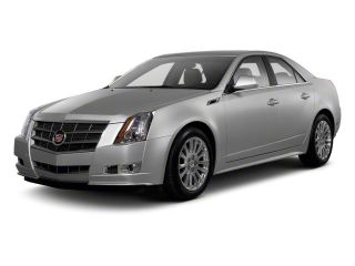 Cadillac CTS Luxury 2011