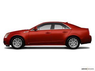 Cadillac CTS Luxury 2010