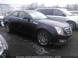 Used 2009 Cadillac CTS in Bergen, New York