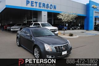 Cadillac CTS Luxury 2012