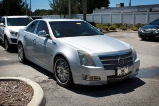 2010 Cadillac CTS Luxury