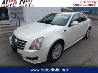 Cadillac CTS Luxury 2013