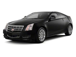 Cadillac CTS Performance 2011