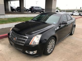 Cadillac CTS Performance 2011