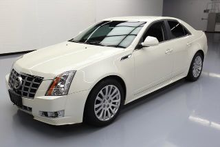 Cadillac CTS Performance 2012