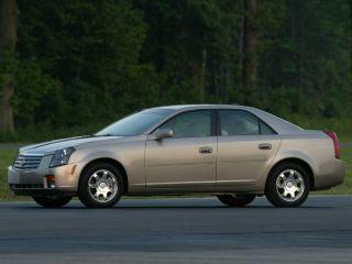 Cadillac CTS Base 2006