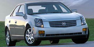 Cadillac CTS Base 2007