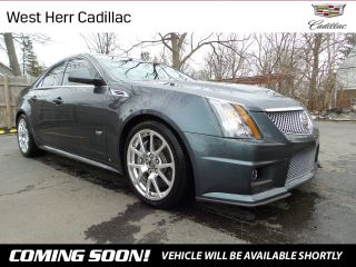 Used 2009 Cadillac CTS V in East Aurora, New York