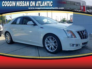 Cadillac CTS Premium 2012