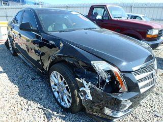 Cadillac CTS Premium 2010