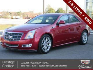 Cadillac CTS Premium 2011