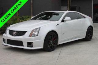 Used 2015 Cadillac CTS V in Miami, Florida