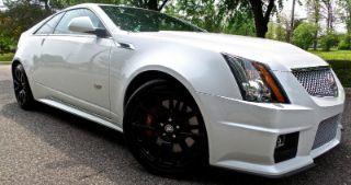 Cadillac CTS V 2015
