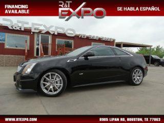 Cadillac CTS V 2011