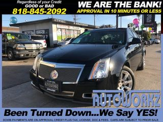 Used 2008 Cadillac CTS in Burbank, California