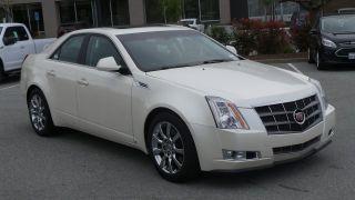 Cadillac CTS Base 2008