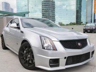 Cadillac CTS V 2010