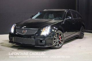 Cadillac CTS V 2013
