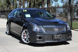 Used 2014 Cadillac CTS V in Ontario, California