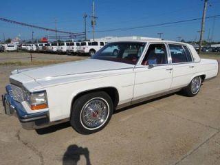 Cadillac Brougham 1987