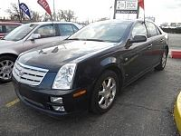 Used 2007 Cadillac STS in Detroit, Michigan
