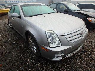 Cadillac STS 2007