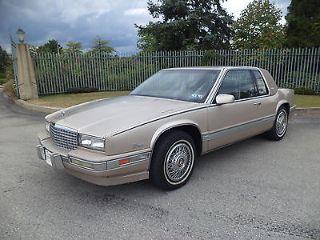New Cadillac Eldorado >> Used 1989 Cadillac Eldorado Biarritz In New Alexandria Pennsylvania