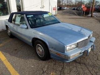 New Cadillac Eldorado >> Used 1989 Cadillac Eldorado In Rutherford New Jersey