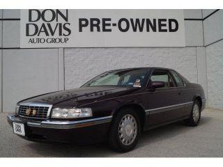 Cadillac Eldorado Base 1993
