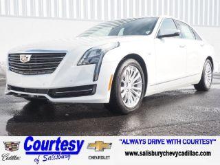 Cadillac CT6 Standard 2018