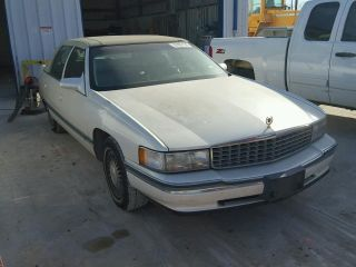Used 1995 Cadillac DeVille in Abilene, Texas