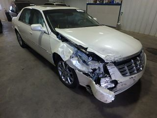 Cadillac DTS Performance 2007