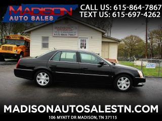 Cadillac DTS Luxury II 2007