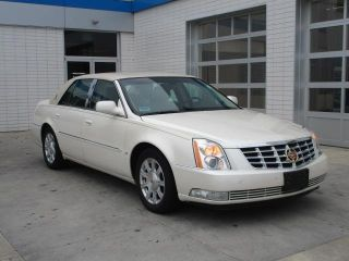Used 2008 Cadillac DTS in Muskegon, Michigan