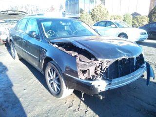 Cadillac DTS 2008