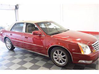 Cadillac DTS Luxury 2010
