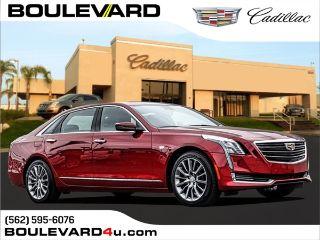 Cadillac CT6 Luxury 2018