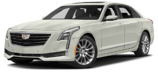 Cadillac CT6 Luxury 2018