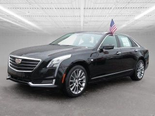 Used 2018 Cadillac CT6 Luxury in Anniston, Alabama