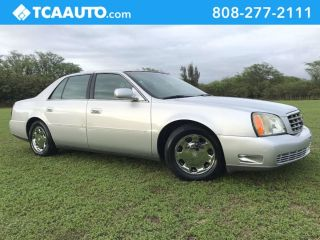 used 2001 cadillac deville dhs in waipahu hawaii top cheap car