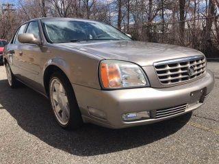 Cadillac DeVille DTS 2002
