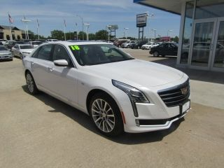 Cadillac CT6 Premium Luxury 2018