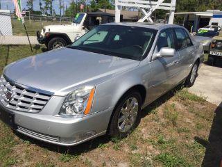 2010 Cadillac DTS Premium