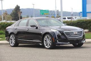 Used 2018 Cadillac CT6 Platinum in Dublin, California