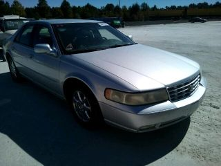 Cadillac Seville STS 2002