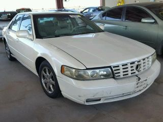 Used 2000 Cadillac Seville Sts In Columbia Station Ohio
