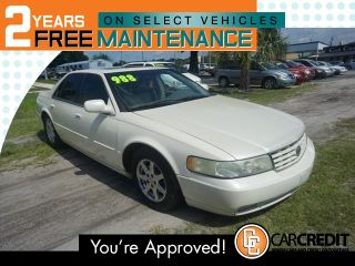 Cadillac Seville STS 2000