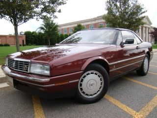 Used 1987 Cadillac Allante in Pasco, Washington