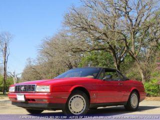 1992 Cadillac Allante